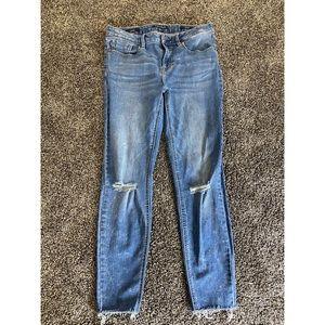 Vigoss Marley vintage wash skinny jeans